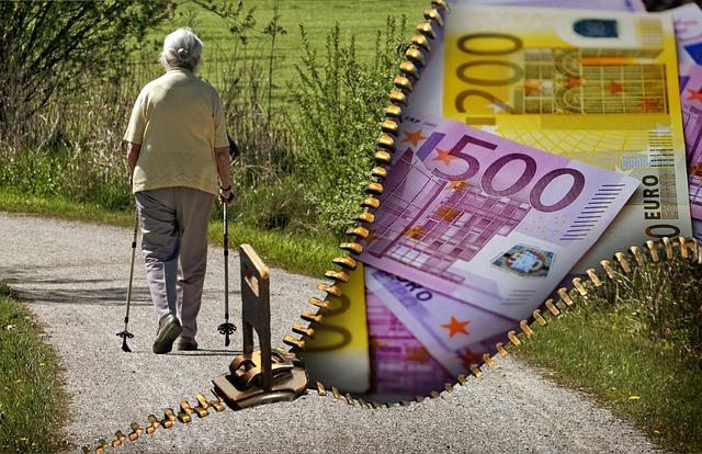 Rentner + Steuererklärung